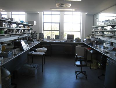 Pictures of the Lab in the early Years